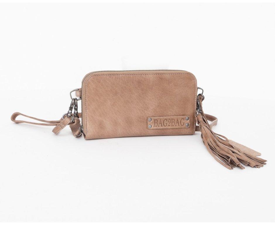 Bag 2 Bag BAG2BAG Wallet New Jackson Grey