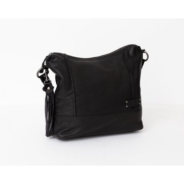 Bag 2 Bag Bag2Bag Schoudertas Tobin Zwart