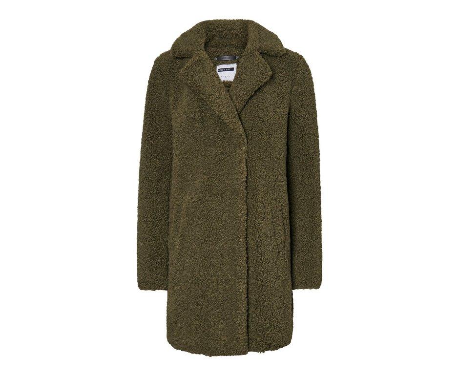 Noisy May NMGABI L/S Jacket Noos Kalamata/Lining Bla