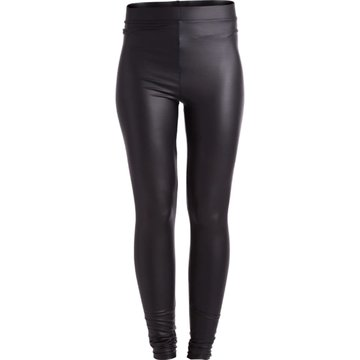 Pieces Pieces PC New Shiny New Legging Black