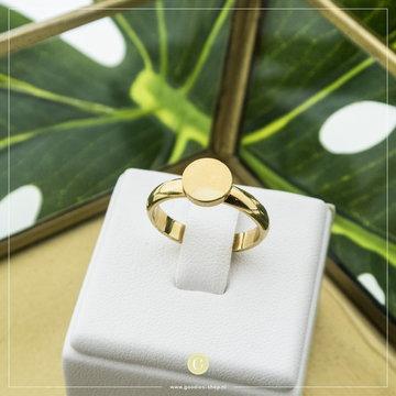 Charmin*s Charmin's R424 Gold Fashion Seal Medium