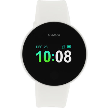 Oozoo Timepieces Oozoo Smartwatch Wit  Q00100