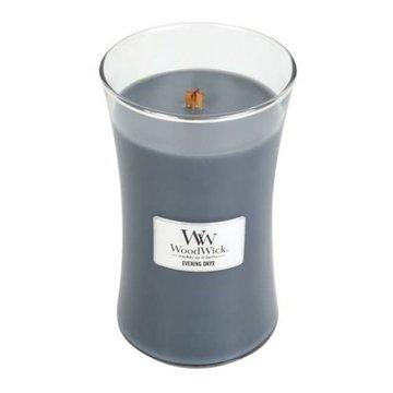 WoodWick WoodWick Evening Onyx Large Candle