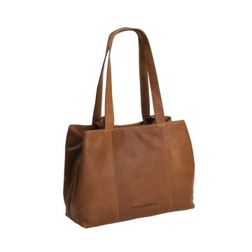 Chesterfield Chesterfield Bags Gail Shoudertas Cognac Leer