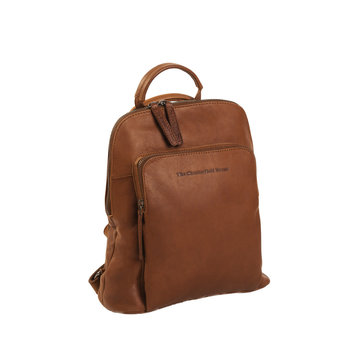 Chesterfield Chesterfield Bags Sienna Rugzak Cognac Leer