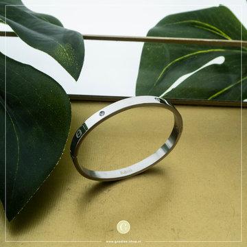 Kalli Kalli Bracelet 2107 Zilverkleurig