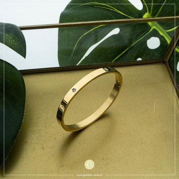 Kalli Kalli Bracelet 2107 Goudkleurig