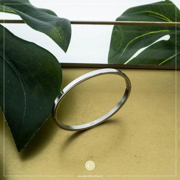 Kalli Kalli Bracelet 2055 Zilverkleurig