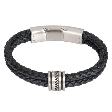 iXXXi Men iXXXi Men Bracelet Paul Mat Zilver