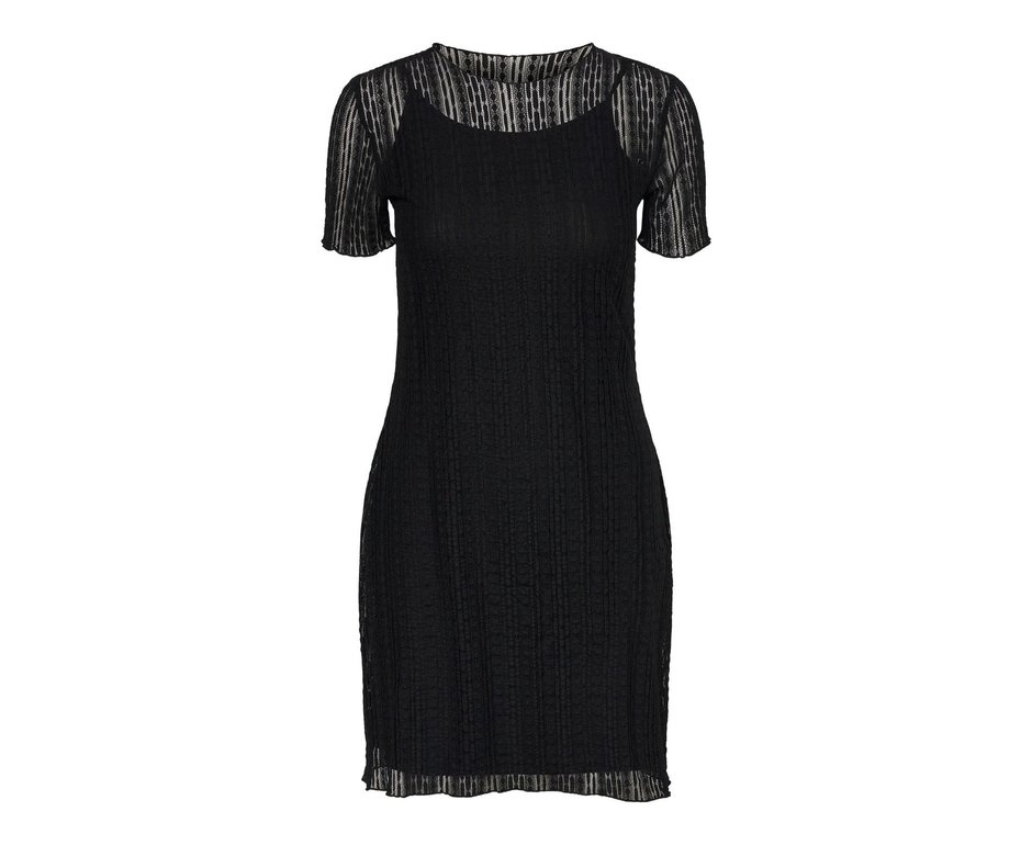 Noisy May Noisy May NM Miles Medi Dress Black