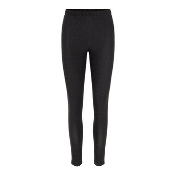Pieces Pieces Glitter Legging Zwart