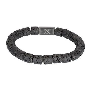 iXXXi Men iXXXi Men Bracelet Jules Mat Zwart