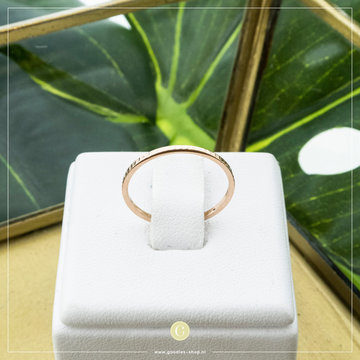 Charmin*s Charmins Ring R812 Rosé