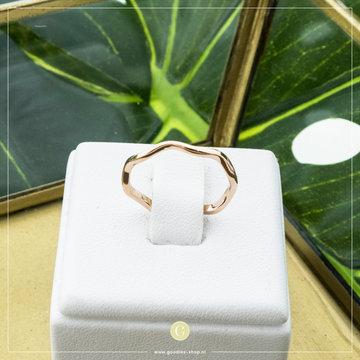 Charmin*s Charmins Ring R830 Goudkleurig