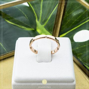 Charmin*s Charmins Ring R839 Rosé