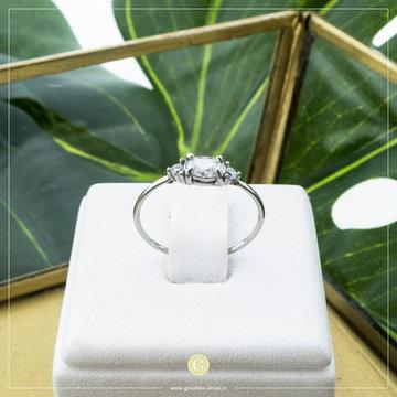 Charmin*s Charmins Ring R800 Zilverkleurig Zirconia