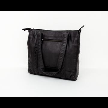 Bag 2 Bag Bag2Bag Elvas Tas Zwart