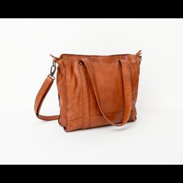 Bag 2 Bag Bag2Bag Elvas Tas Cognac