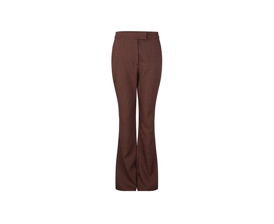 Lofty Manner Lofty Manner Trouser Verena Pink-Brown