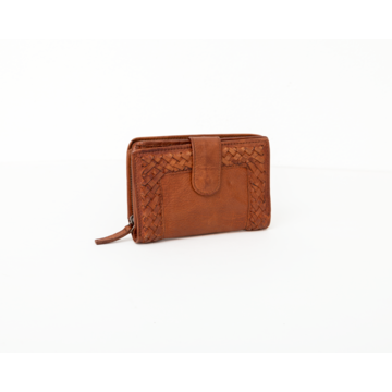 Bag2Bag Elvas Cognac Wallet