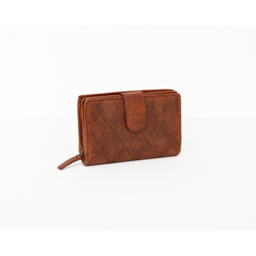 Bag 2 Bag Bag2Bag Madrid Cognac Wallet