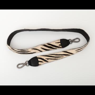 Bag 2 Bag Bag2Bag Strap 110cm Zebra Zwart / Wit