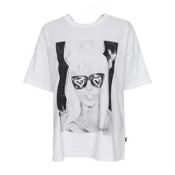 Noisy May Noisy May T-Shirt Lady Gaga Wit