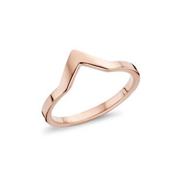 Melano Melano Friends Pointed Ring
