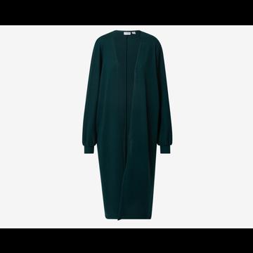 Noisy May Noisy May Oversized Vest Groen