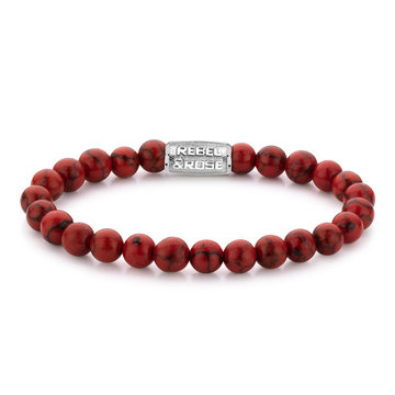 Rebel & Rose Rebel & Rose Medium Stones Only Red Delight S