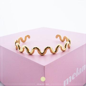 Melano Armband Crinkle