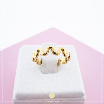 Melano Ring Crinkle