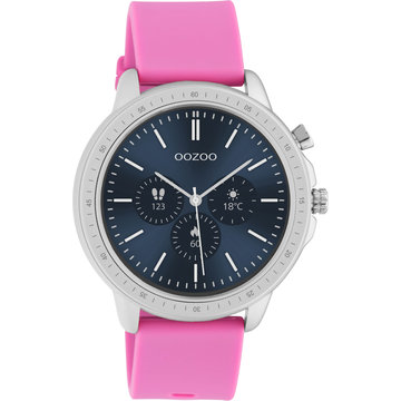 Oozoo Timepieces OOZOO Smartwatch Roze Q00314