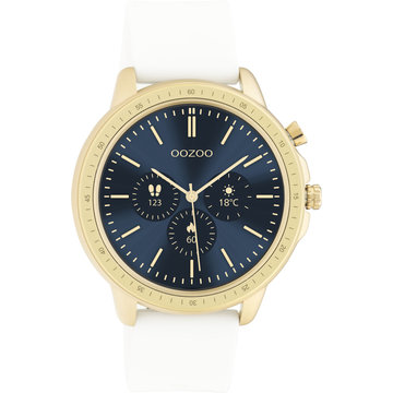 Oozoo Timepieces OOZOO Smartwatch Wit Q00316