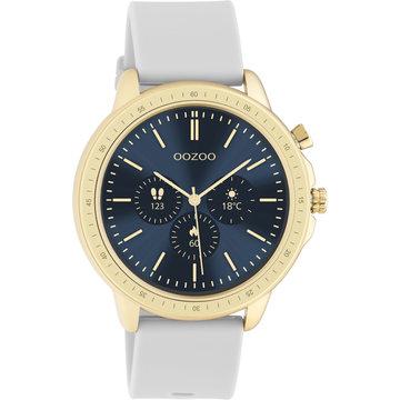 Oozoo Timepieces OOZOO Smartwatch Steengrijs Q00317