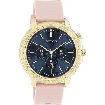 Oozoo Timepieces OOZOO Smartwatch Zacht Roze Q00318