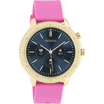 Oozoo Timepieces OOZOO Smartwatch Roze Q00320