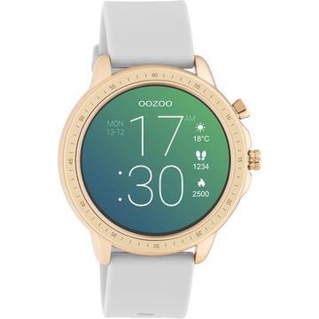 Oozoo Timepieces OOZOO Smartwatch Steengrijs Q00323
