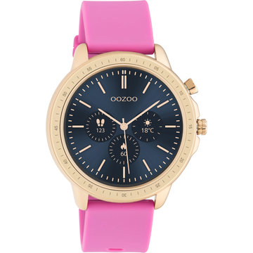 Oozoo Timepieces OOZOO Smartwatch Roze Q00325