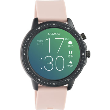 Oozoo Timepieces OOZOO Smartwatch Zacht Roze Q00329