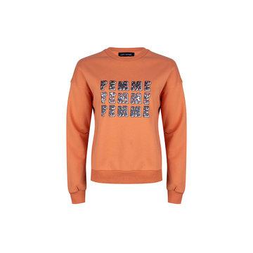 Lofty Manner Lofty Manner Peach Sweater Gwen Femme