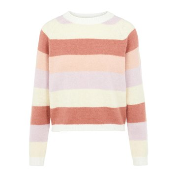 Pieces Pieces PC Gymma O Neck Knit Winsome Orchid