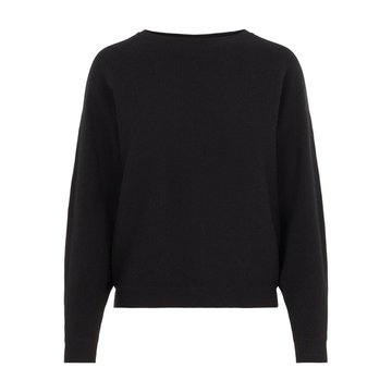 Noisy May Noisy May NM Ship LS O-Neck Knit Black