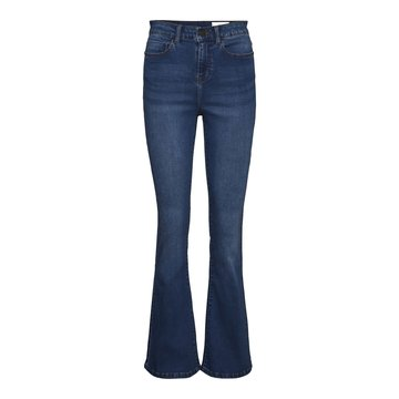 Noisy May Noisy May NM Sallie HW Flare Jeans