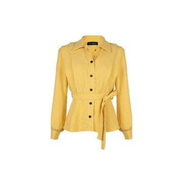 Lofty Manner Lofty Manner Blouse Olga Yellow