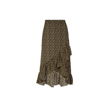 Lofty Manner Lofty Manner Skirt Lyna Yellow Print