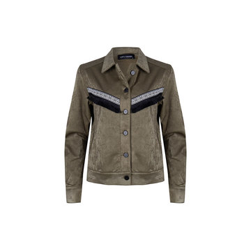 Lofty Manner Lofty Manner Jacket Gini Green