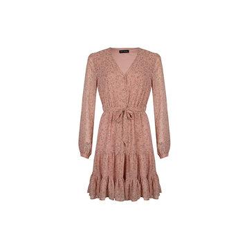 Lofty Manner Lofty Manner Dress Donya Pink