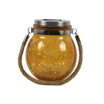 Countryfield 782908 Lamp Solar LED Viggo Oranje
