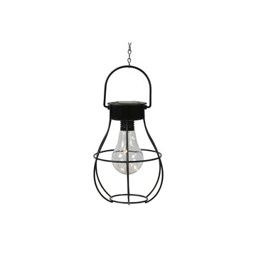 Countryfield 782922 Solarhanglamp LED Lomax Zwart